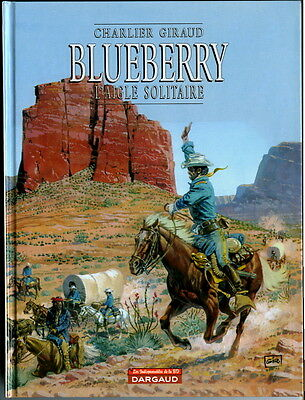 BLUEBERRY l'Aigle Solitaire CHARLIER GIRAUD