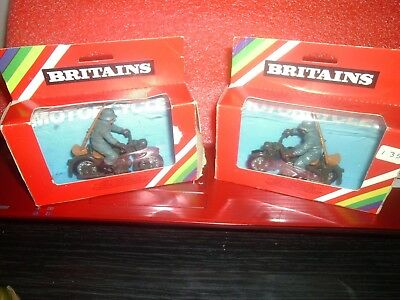 Britains Motorcycles