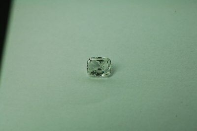 Lose natürliche(clarity enhanced) Diamant Radiant 1.27 ct P3/I