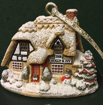 Lilliput Lane House - Christmas Cheer