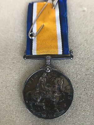 WW1 War Medal Y & LR