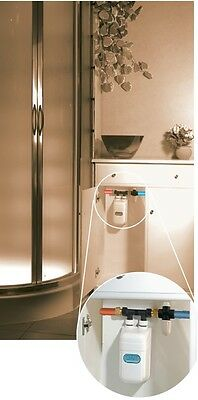 7,5 kW 400V Instant Water Heater Dafi In-Line Under Sink NEW !#!