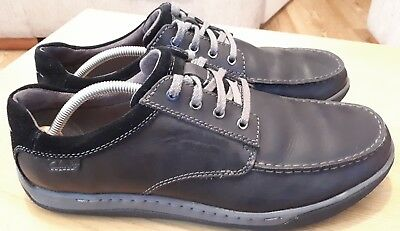 mens clarks shoes size 11 worn once