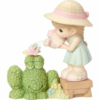 Friendship Grows When Sprinkled With Love Precious Moments Figurine Frog NWOB