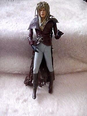 david bowie labyrinth figure - goblin king, excellent condition