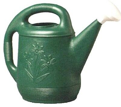 Classic Watering Can, 2 Gallon, Green, 30301