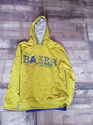 Boys Ted Baker Hooded Jumper Age 9-10 Years