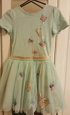 Girls monsoon dress size 7-8 only worn once