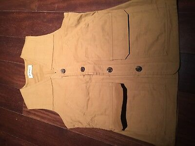Purdey Vest Women -Size M - New without tags