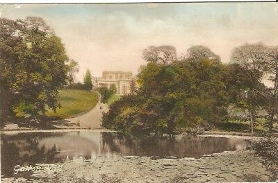 Original Coloured Postcard of Gatton Hall, Reigate, Surrey