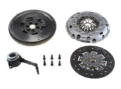 Luk Clutch Set Dual Mass Flywheel Zms Compatible with VAG 2,0 TDI