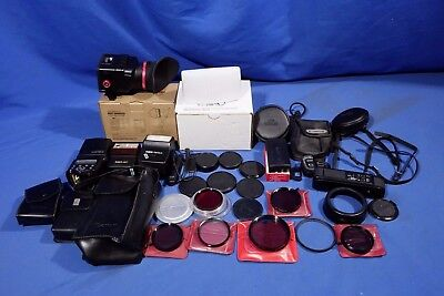 LOT of Assorted Canon Accessories #L2756BP