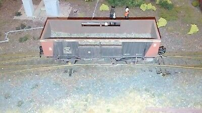 bachmann limpet open wagon loadhaul livery weathered