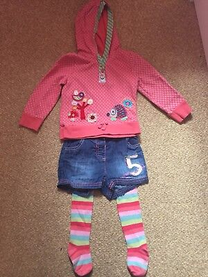 Little Girls Next Outfit - Age 1 1/2-2 Years