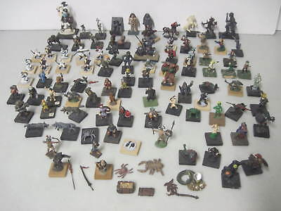 Lot 3 Dungeons & Dragons & Miscellaneous Rpg Role Playing Miniatures Metal
