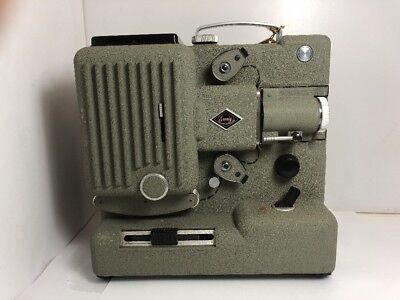 Eumig Cine Projector, P8 Imperial, Untested Parts Or Repair