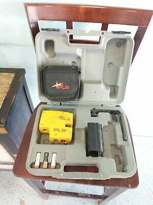Pacific laser Systems PLS4 Tool Kit w/Hard case