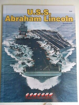 Concord Publications Uss Abraham Lincold