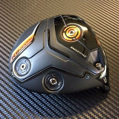 Cobra Golf King F7 + Plus Black Driver Head Only Custom Builds Available