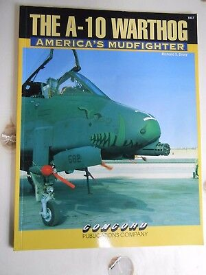 Concord Publications The A-10 Warthog