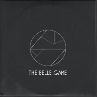 """BELLE GAME Wait Up For You 7"""" VINYL European Bella Union B/W Wasted Light"""