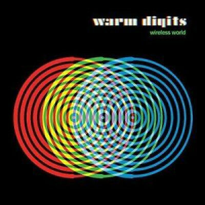 WARM DIGITS Wireless World LP VINYL European Memphis Industries 12 Track Indies