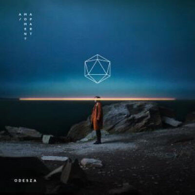 ODESZA A Moment Apart DOUBLE LP VINYL European Counter 16 Track Limited Edition