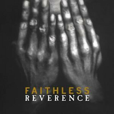 FAITHLESS Reverence DOUBLE LP VINYL European Sony 10 Track Double LP Includes