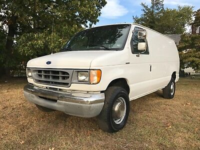 1997 FORD E350 7.3 POWERSTROKE DIESEL ONLY 72k MILES*100% MINT CONDITION*RARE