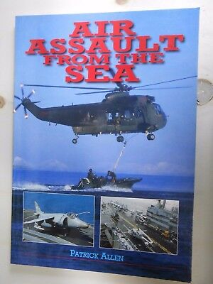 Air Assault From The Sea (Patrick Allen)