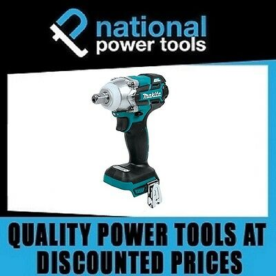 Brand New Makita Brushless Impact Wrench Xwt02 18 Volt Li-Ion ( Dtw285 )
