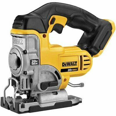 Brand New Dewalt Cordless Jigsaw Dcs331 18V / 20V Li-Ion Xr Suits Slide Battery