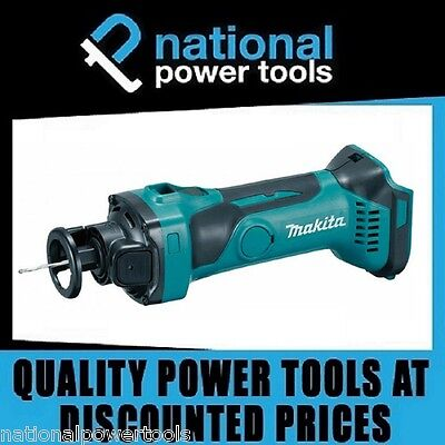 Brand New Makita Cordless Plaster Cut Out Tool Xoc01 18 Volt Li-Ion (Dco180Z)