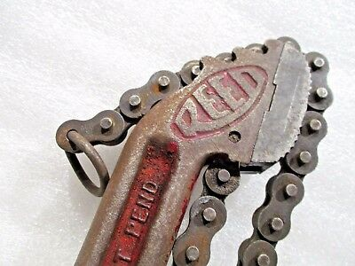 "REED<>No CW14 Pipe & Fitting Chain Wrench  1/8"" - 2"" capacity"