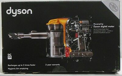 Dyson DC34 Bagless Cordless Handheld Vacuum Cleaner
