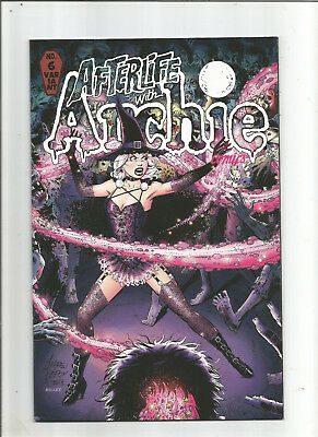 Afterlife with Archie #6B Variant (2013, Archie Comics) Roberto Aguirre Sacasa