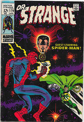 Doctor Strange (Vol.1) #179 Silver Age Marvel Comics Barry Windsor-Smith F+