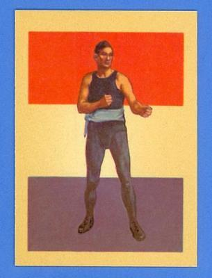 Jess Willard Of Kansas 1956 Topps R749 Adventure #33 - Mint Condition!!!