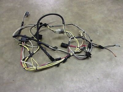 John Deere LA140 wiring harness john deere gy21127 wiring harness for clutch l120 l130 145 155c gy21127 wiring harness at bakdesigns.co