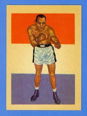 Joe Walcott - Jersey Bouncer 1956 Topps R749 Adventure #43 - Mint Condition!!!
