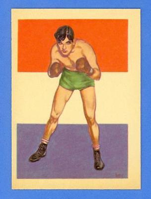 James J. Braddock - Gentleman Boxer 1956 Topps R749 Adventure #90 - Mint!!!