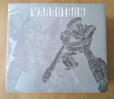Transformers Brawl - Warbotron - Heavy Noisy  Transformers 3rd Party