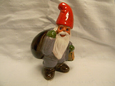 "Christmas Tomte Figurine - From Sweden - By ""rolf Berg""!!"