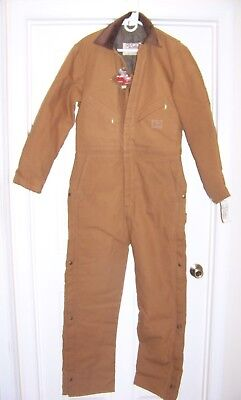 Walls Insulated Super Duck Coveralls NWT size 40 Mens Tall