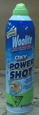 NEW Woolite Oxy Deep Power Shot Carpet Spot & Stain Remover
