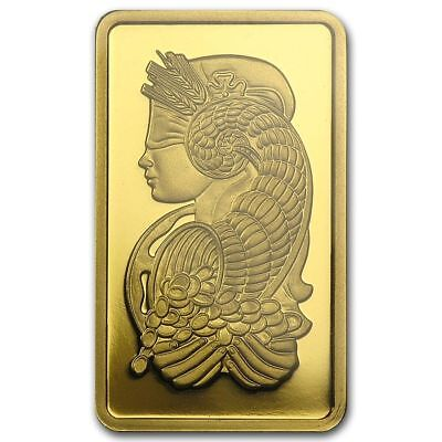 New ~Mint Sealed 1 Gram Gold Veriscan Fortuna Pamp Suisse .9999 Pure Gold