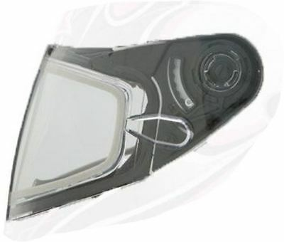 Gmax GM54S Dual Lens, Anti-fog Shield Clear