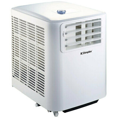 Dimplex 2600W Mini Self-evaporative Portable Air Conditioner 9,000 BTU/15m2 Cove