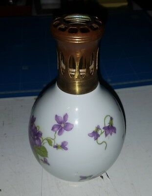 Lampe berger porcelaine THARAUD
