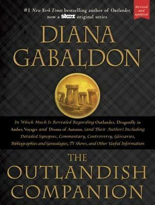Outlander: The Outlandish Companion (Revised and Updated) HARDCOVER - BRAND NEW!